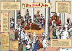 Die Bibel Jesu von Foth,  Gerhard, Jeromin,  Karin