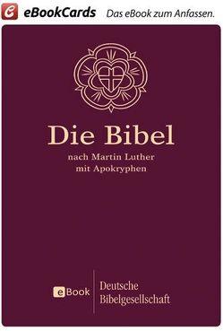 Die Bibel nach Martin Luther eBookCard (EPUB-Ausgabe)