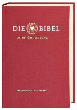 Lutherbibel revidiert 2017 – Die Geschenkausgabe mit Leineneinband von Luther,  Martin