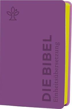 Die Bibel. Senfkorn, Handschmeichler lila von Bischöfe Deutschlands,  Österreichs,  der Schweiz u.a.,  der Schweiz u.a.