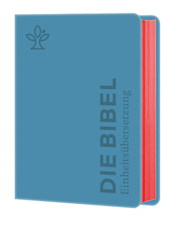 Die Bibel. Senfkorn, Handschmeichler Petrol von Bischöfe Deutschlands,  Österreichs,  der Schweiz u.a.