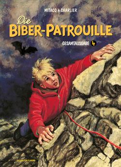 Die Biber-Patrouille Gesamtausgabe 4 von Charlier,  Jean-Michel, MiTacq, Sachse,  Harald