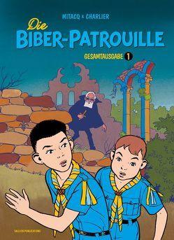 Die Biber-Patrouille von Charlier,  Jean-Michel, Mitacq (i. e. Michel Tacq), Sachse,  Harald