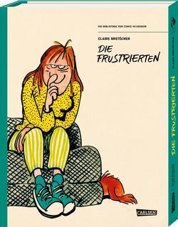 Die Bibliothek der Comic-Klassiker: Die Frustrierten von Bretécher,  Claire, Lutrand,  Rita, Mönninghoff,  Wolfgang