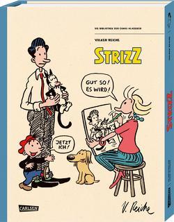 Die Bibliothek der Comic-Klassiker: Strizz von Reiche,  Volker