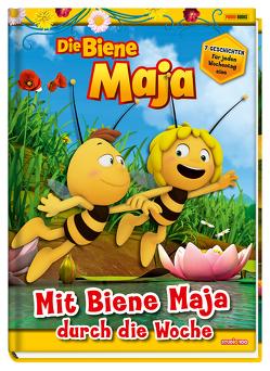 Die Biene Maja: Mit Biene Maja durch die Woche
