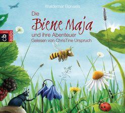 Die Biene Maja und ihre Abenteuer von Bonsels,  Waldemar, Nahrgang,  Frauke, Urspruch,  ChrisTine