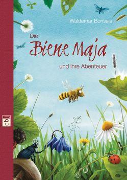 Die Biene Maja und ihre Abenteuer von Bonsels,  Waldemar, Körting,  Verena, Nahrgang,  Frauke