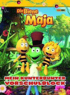 Die Biene Maja Vorschulblock von Bonsles,  Waldemar