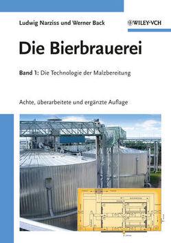 Die Bierbrauerei von Back,  Werner, Narziß,  Ludwig