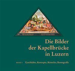 Die Bilder der Kapellbrücke in Luzern von Horat,  Heinz