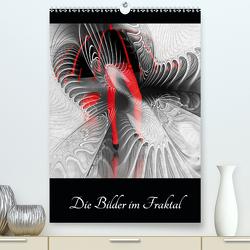 Die Bilder im Fraktal (Premium, hochwertiger DIN A2 Wandkalender 2020, Kunstdruck in Hochglanz) von IssaBild