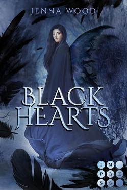 Die Black-Reihe 1: Black Hearts von Wood,  Jenna, Wood,  Jenna P.