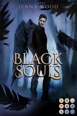 Die Black-Reihe 2: Black Souls von Wood,  Jenna, Wood,  Jenna P.