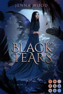 Die Black-Reihe 3: Black Tears von Wood,  Jenna