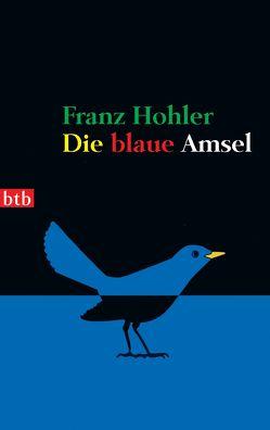 Die blaue Amsel von Hohler,  Franz