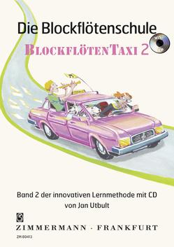 Die Blockflötenschule von Utbult,  Jan, Zetterlund,  Anna