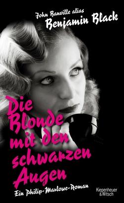 Die Blonde mit den schwarzen Augen von Black,  Benjamin, Lutze,  Kristian