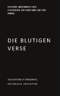 Die blutigen Verse von Argentum,  Antanasia