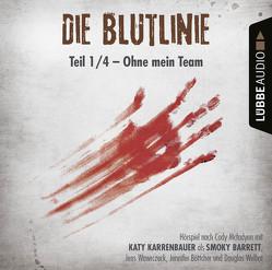 Die Blutlinie – Folge 01 von Karrenbauer,  Katy, Mcfadyen,  Cody, Wawrczeck,  Jens, Welbat,  Douglas