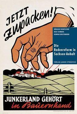 Die Bodenreform in Sachsen-Anhalt von Breitenborn,  Konrad, Elstner,  Wilfried, Fikentscher,  Rüdiger, Hagen,  Hans D von, Schmuhl,  Boje