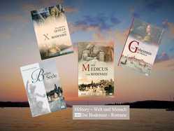 Die Bodensee Romane, 3 Bände: Der Medicus vom Bodensee – BodenSeele – Das Geheimnis des Medicus von Harder-Merkelbach,  Dr.,  Marion