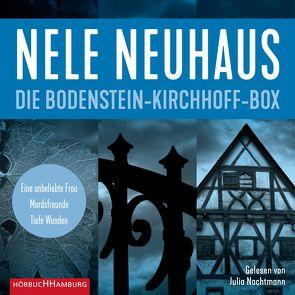 Die Bodenstein-Kirchhoff-Box (Ein Bodenstein-Kirchhoff-Krimi ) von Nachtmann,  Julia, Neuhaus,  Nele