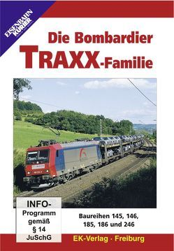 Die Bombardier TRAXX-Familie