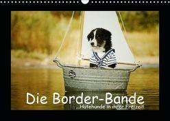 Die Borderbande (Wandkalender 2019 DIN A3 quer) von Köntopp,  Kathrin