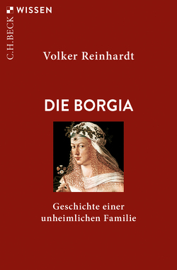 Die Borgia von Reinhardt,  Volker