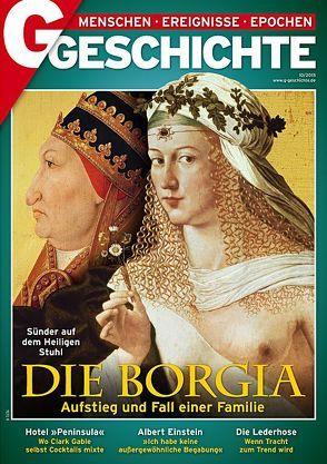 Die Borgia von Dr. Hillingmeier,  Klaus