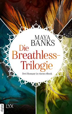 Die Breathless-Trilogie von Banks,  Maya