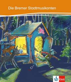 Die Bremer Stadtmusikanten von Baake,  Heike