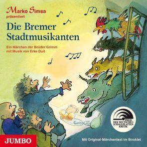 Die Bremer Stadtmusikanten von Simsa,  Marko