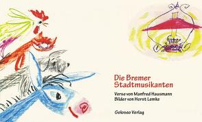 Die Bremer Stadtmusikanten von Hausmann,  Manfred