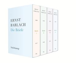 Die Briefe von Barlach,  Ernst, Helbig,  Holger, Lemke,  Karoline, Onasch,  Paul, Seel,  Henri