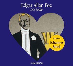Die Brille von Poe,  Edgar Allan, Steck,  Johannes