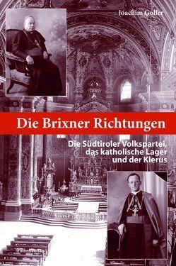 Die Brixner Richtungen von Göller,  Joachim