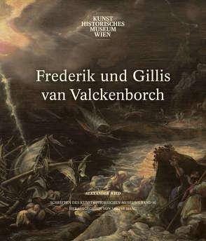Frederik und Gillis van Valckenborch von Sabine,  Haag, Wied,  Alexander