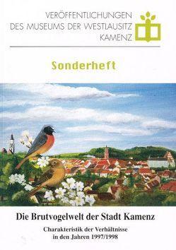 Die Brutvogelwelt der Stadt Kamenz von Gliehmann,  Lutz, Zinke,  Olaf