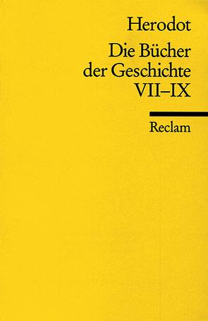 Die Bücher der Geschichte von Herodot, Sontheimer,  Walther