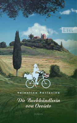 Die Buchhändlerin von Orvieto von Lustig,  Monika, Pattavina,  Valentina