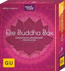 Die Buddha-Box von Schneider,  Maren