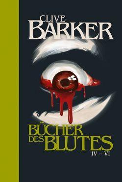 Die Bücher des Blutes IV – VI von Barker,  Clive, Kobbe,  Peter