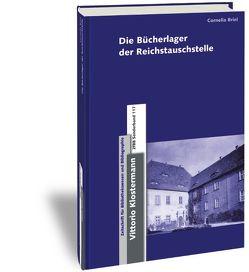 Die Bücherlager der Reichstauschstelle von Briel,  Cornelia
