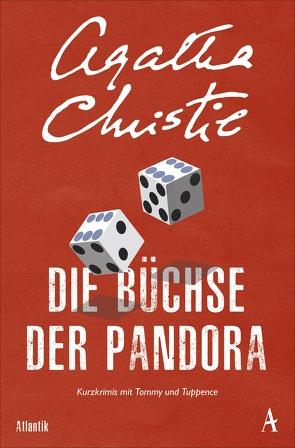 Die Büchse der Pandora von Christie,  Agatha