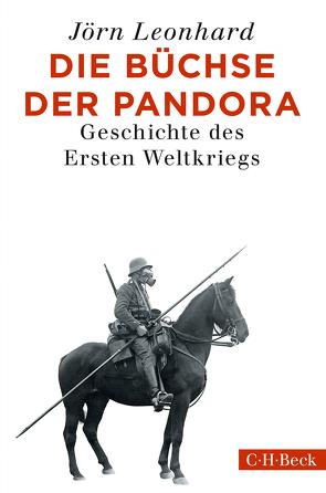 Die Büchse der Pandora von Leonhard,  Jörn