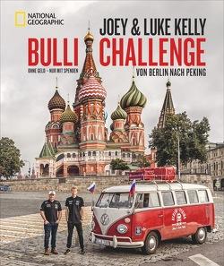 Die Bulli-Challenge – Von Berlin nach Peking