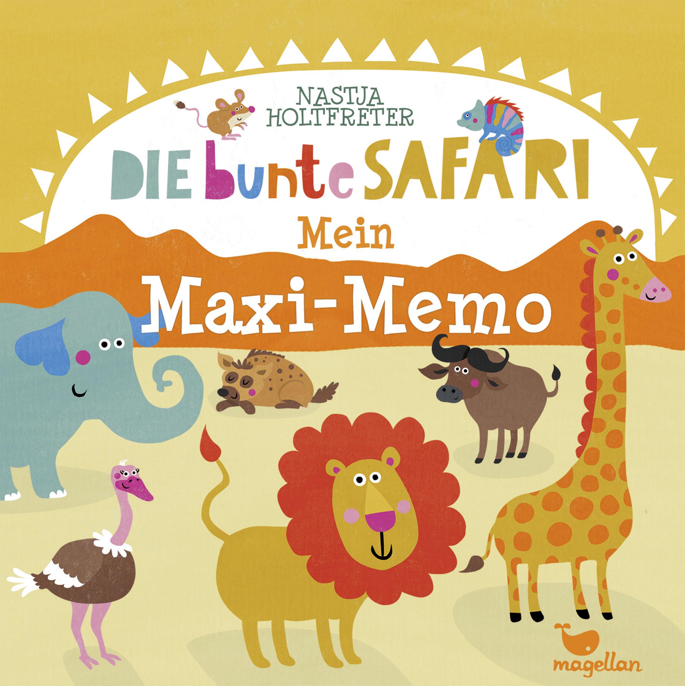 Wo Ist Das Gehirn Kartenspiel Buecherde: Mein Maxi-Memo Von Holtfreter, Nastja: