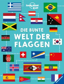 Die bunte Welt der Flaggen von Butterfield,  Moira, Jüngert,  Pia